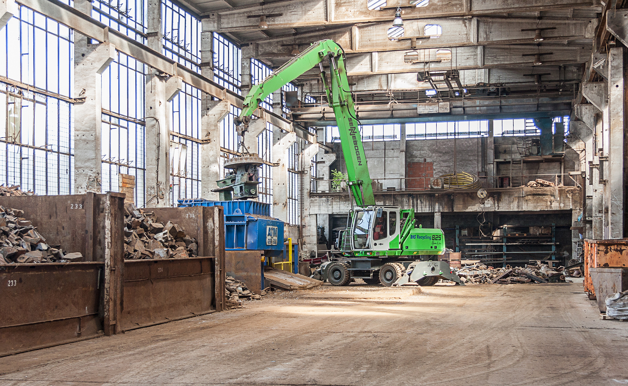 Industriefotografie Schweinfurt